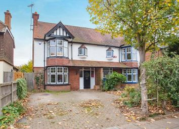 Thumbnail 4 bed semi-detached house for sale in St Augustines Road, Canterbury, Kent, Uk