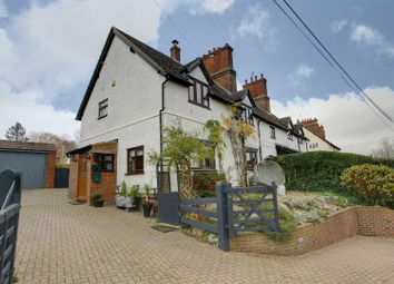 Straws Hadley Court, Lower End, Wingrave, Aylesbury HP22. 4 bed semi-detached house for sale