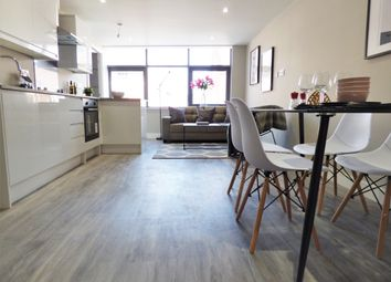Thumbnail 2 bedroom flat for sale in The Glasshouse, Bedford Town Centre
