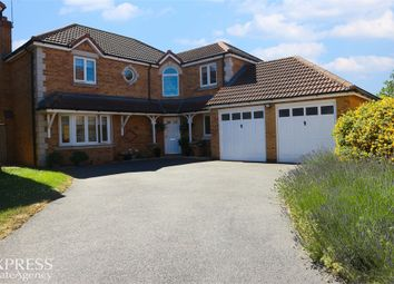 4 bed detached house for sale in Fell Close, Fleckney, Leicester LE8