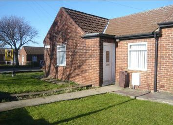 Thumbnail 1 bed bungalow for sale in Hillcrest, The Lonnen, South Shields