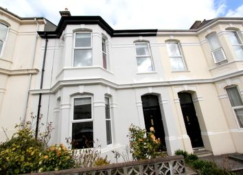 Thumbnail 4 bed terraced house to rent in May Terrace, Plymouth
