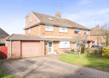 Thumbnail 4 bed semi-detached house for sale in The Dip, Newmarket