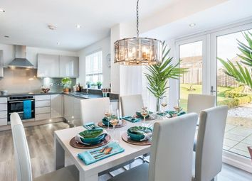 """Thumbnail 4 bed detached house for sale in """"Balmoral"""" at Kingswells, Aberdeen"""