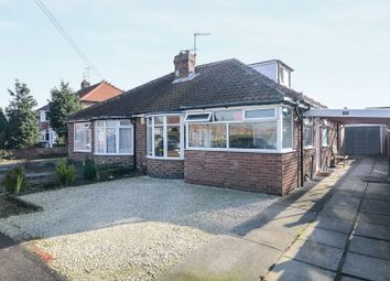 Thumbnail 2 bed semi-detached bungalow for sale in Lyndale Avenue, York