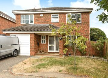 Thumbnail 4 bed detached house for sale in Clifton Road, Wokingham, Berkshire
