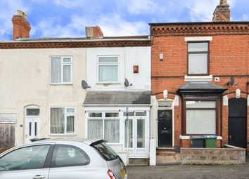 Thumbnail 2 bed terraced house for sale in Gladys Road, Bearwood