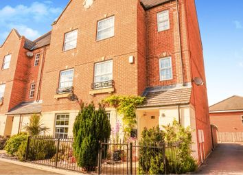 Thumbnail 5 bed town house for sale in Regent Mews, York