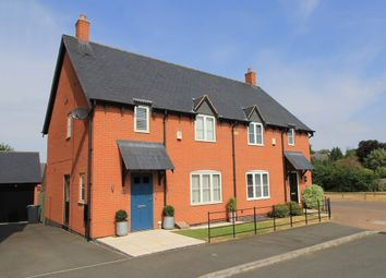 Thumbnail 3 bed property to rent in Armitage Drive, Rothley
