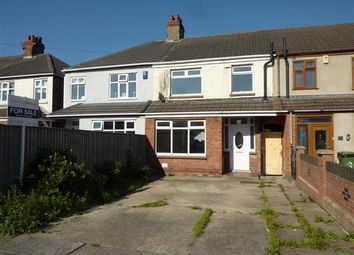 Thumbnail 3 bed terraced house for sale in Beeley Road, Grimsby