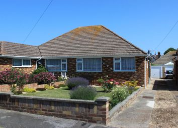Thumbnail 2 bed semi-detached bungalow for sale in Bee Road, Peacehaven