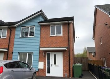 Thumbnail 3 bed semi-detached house to rent in Varley Street, Manchester