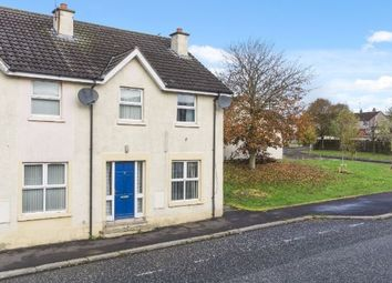 Thumbnail 3 bed end terrace house for sale in Gallows Place, Dromore