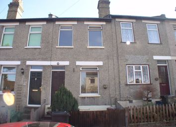 Thumbnail 2 bed terraced house to rent in Bynes Road, South Croydon, Surrey