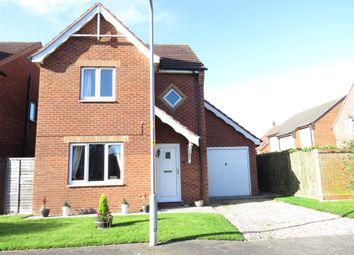 Thumbnail 3 bed detached house for sale in Sorrel Drive, Spalding