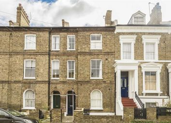 Thumbnail 3 bed flat for sale in Akerman Road, London