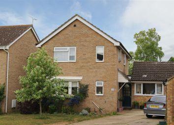 Thumbnail 5 bedroom detached house for sale in Raedwald Drive, Bury St. Edmunds