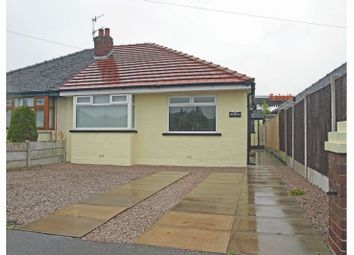 Thumbnail 2 bedroom semi-detached bungalow to rent in Branksome Drive, Morecambe