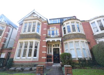 Thumbnail 1 bed flat to rent in Ninian Road, Roath Park, Cardiff