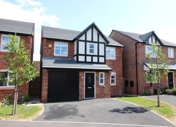 Thumbnail 4 bedroom detached house for sale in Pilkington Avenue, Radcliffe, Manchester