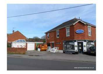 Thumbnail Commercial property for sale in Glenville Road 2-4, Walkford, Dorset
