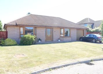 Thumbnail 3 bed detached bungalow to rent in Weddershill Court, Hopeman, Elgin