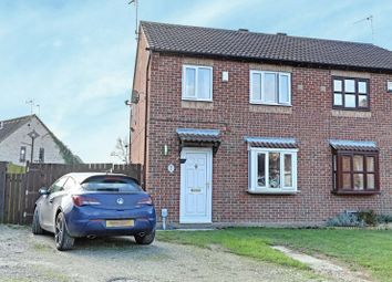 Thumbnail 3 bed semi-detached house for sale in Emberton Park, Kingswood, Hull
