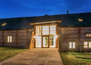 Thumbnail 3 bed barn conversion for sale in Manor Barns, Hazeley Road, Twyford, Hampshire