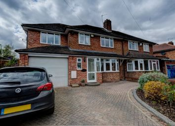 Thumbnail 4 bed semi-detached house for sale in Hollie Lucas Road, Kings Heath, Birmingham