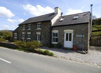 Thumbnail 3 bed farm for sale in Abergorlech Road, Brechfa, Carmarthenshire