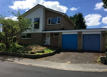 Thumbnail 4 bed detached house to rent in Greenways, Southampton