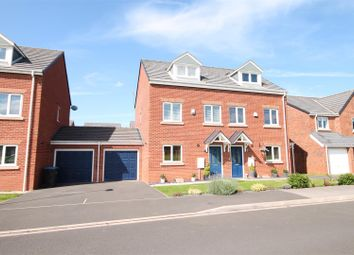 Thumbnail 3 bed semi-detached house for sale in Cavell Drive, Bowburn, Durham