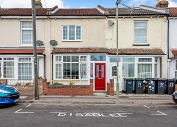 Thumbnail 3 bed terraced house for sale in Mortimore Road, Gosport