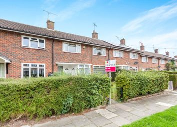 Thumbnail 3 bed terraced house for sale in Crossways Close, Crawley