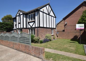 Thumbnail 3 bed detached house for sale in Genoa Close, Littlehampton, West Sussex