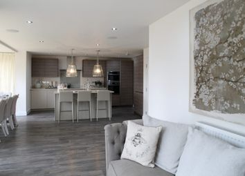 "Thumbnail 4 bed detached house for sale in ""The Southall"" at Uppingham Road, Houghton-On-The-Hill, Leicester"