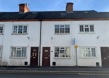 Thumbnail 2 bedroom terraced house to rent in High Street, Desford, Leicester