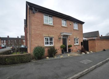 Thumbnail 3 bed detached house for sale in Steeple Way, Stoke, Stoke-On-Trent