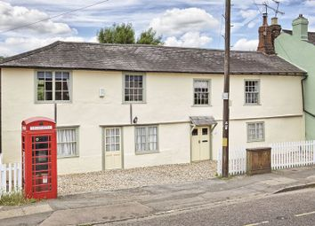 Thumbnail 4 bed detached house for sale in High Street, Widford, Ware