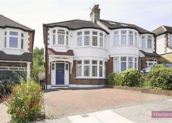 Thumbnail 3 bedroom semi-detached house to rent in Beechdale, Winchmore Hill, London