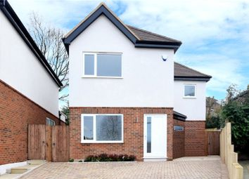 Thumbnail 4 bed semi-detached house for sale in Kimble Crescent, Bushey Heath, Hertfordshire