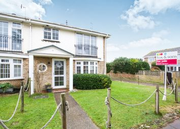 Thumbnail 3 bed end terrace house for sale in The Moorings, Shoreham-By-Sea