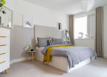 Thumbnail 4 bedroom flat for sale in Emerald Road, London