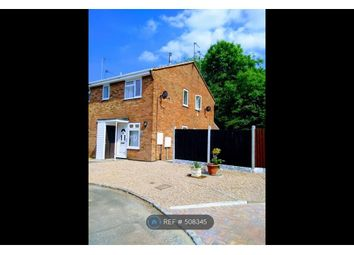 Thumbnail 1 bedroom semi-detached house to rent in Hednesford, Hednesford, Cannock.