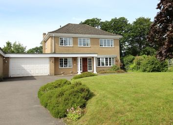 Thumbnail 4 bedroom detached house for sale in Wield Road, Medstead, Alton, Hampshire