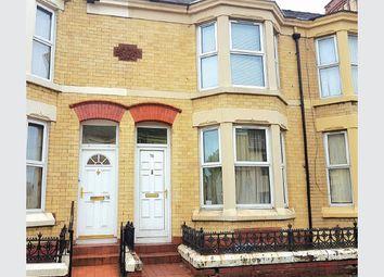 Thumbnail 2 bed terraced house for sale in 76 Edinburgh Road, Kensington, Merseyside