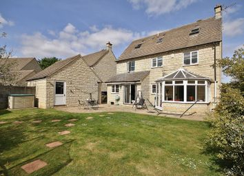Thumbnail 5 bed detached house for sale in Campion Way, Madley Park, Witney