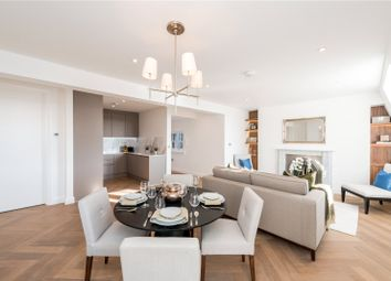 Thumbnail 2 bed flat for sale in Treborough House, Nottingham Place, London