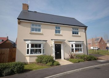Thumbnail 4 bed detached house to rent in Hubberd Road, Little Canfield, Dunmow