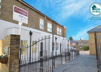 1 bed terraced house for sale in Claremont Mews, Claremont Road, West Byfleet KT14